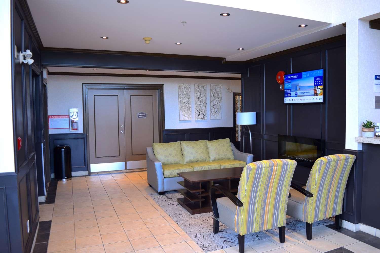 Lobby - Best Western King George Inn & Suites Surrey