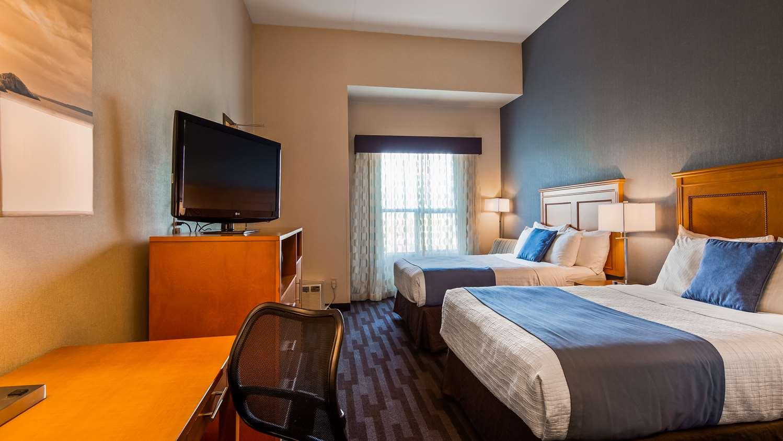 Room - Best Western Plus Hotel Uptown Vancouver