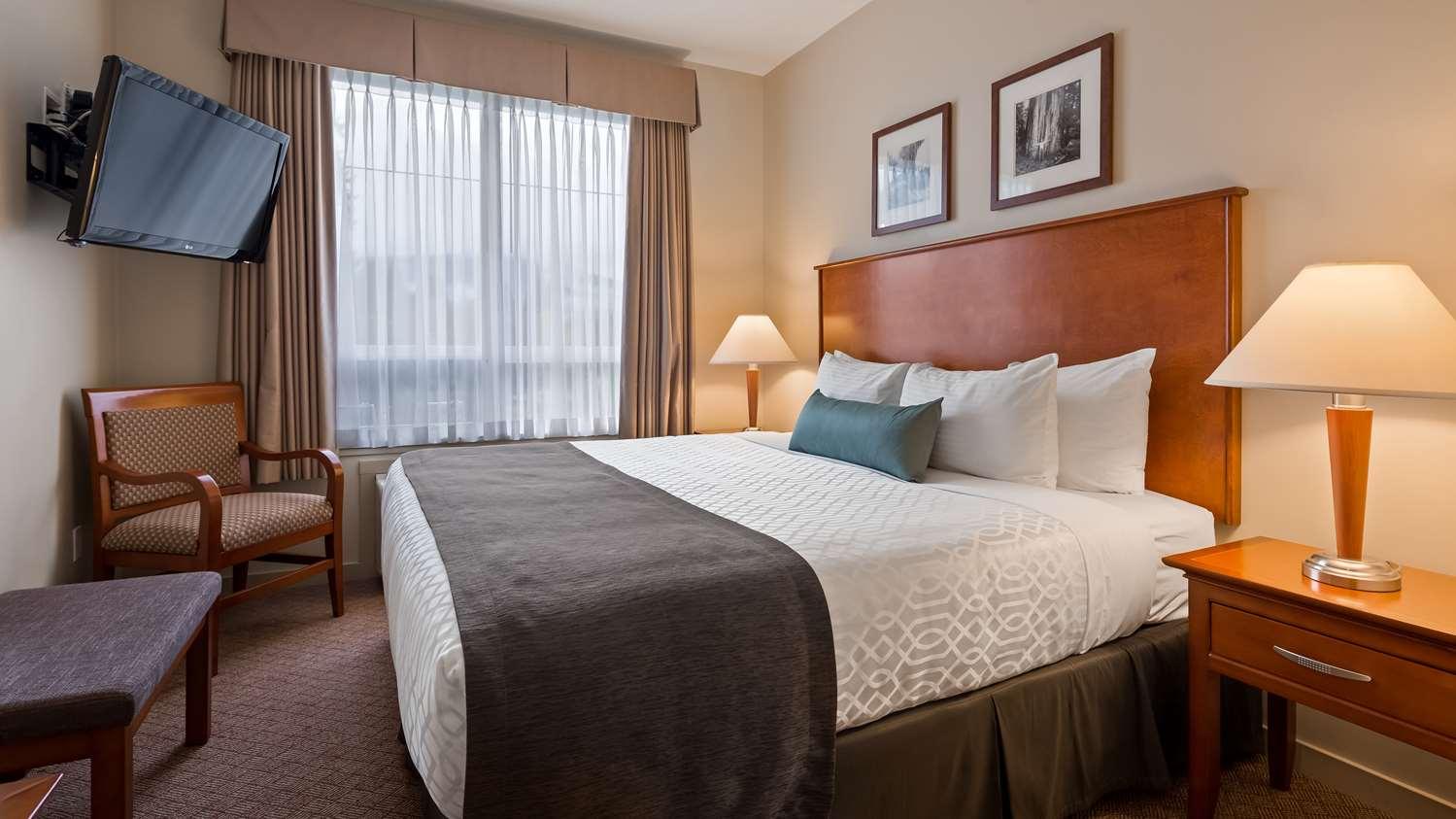 Room - Best Western Plus Chemainus Inn