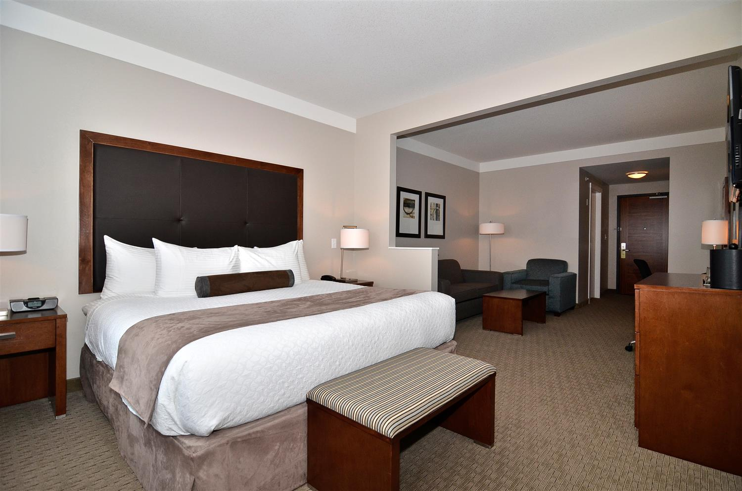Suite - Best Western Plus Revelstoke Inn