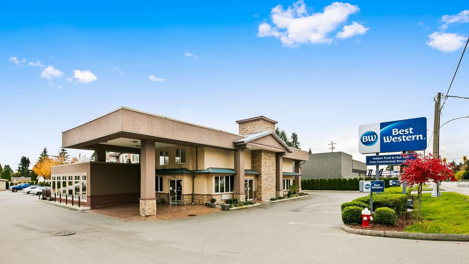 Exterior view - Best Western Maple Ridge Hotel