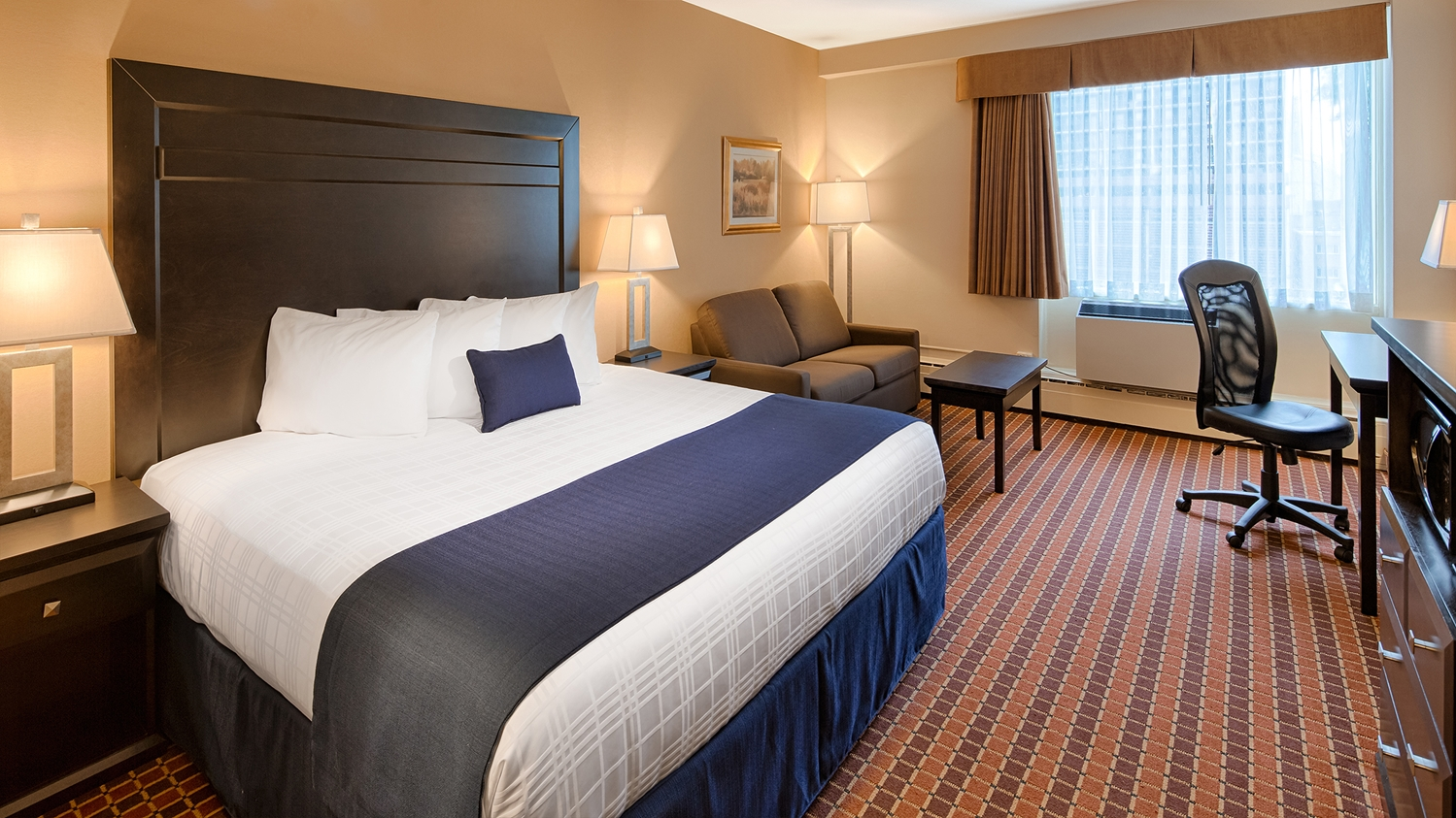 Room - Best Western Plus Hotel Downtown Winnipeg