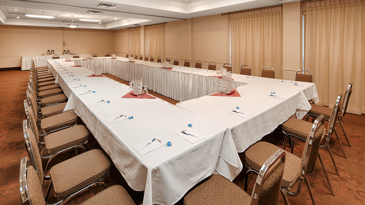 Meeting Facilities - Best Western Plus Hotel Downtown Winnipeg