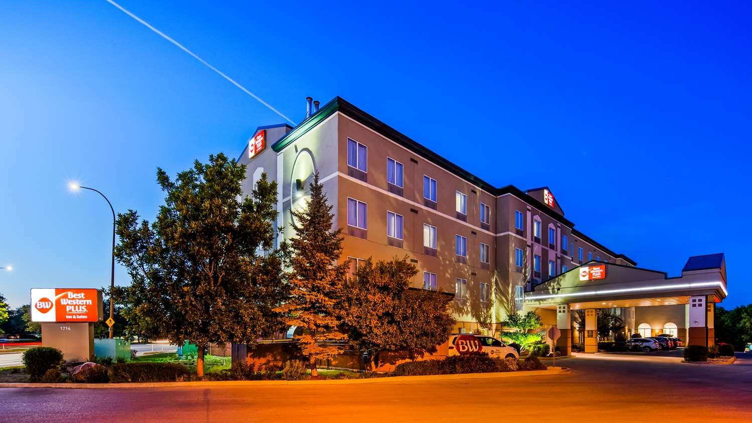Exterior view - Best Western Plus Pembina Inn & Suites Winnipeg