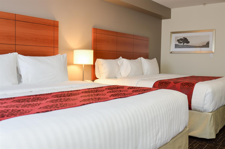 Room - Best Western Thompson Hotel & Suites