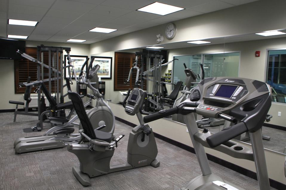 Fitness/ Exercise Room - Best Western Plus Brandon Inn