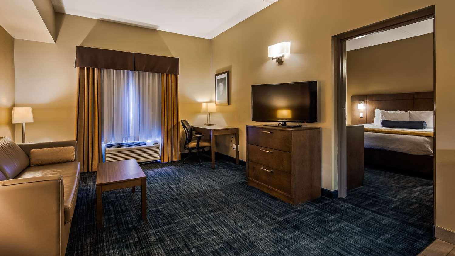 Room - Best Western Plus Winnipeg West Inn Headingley