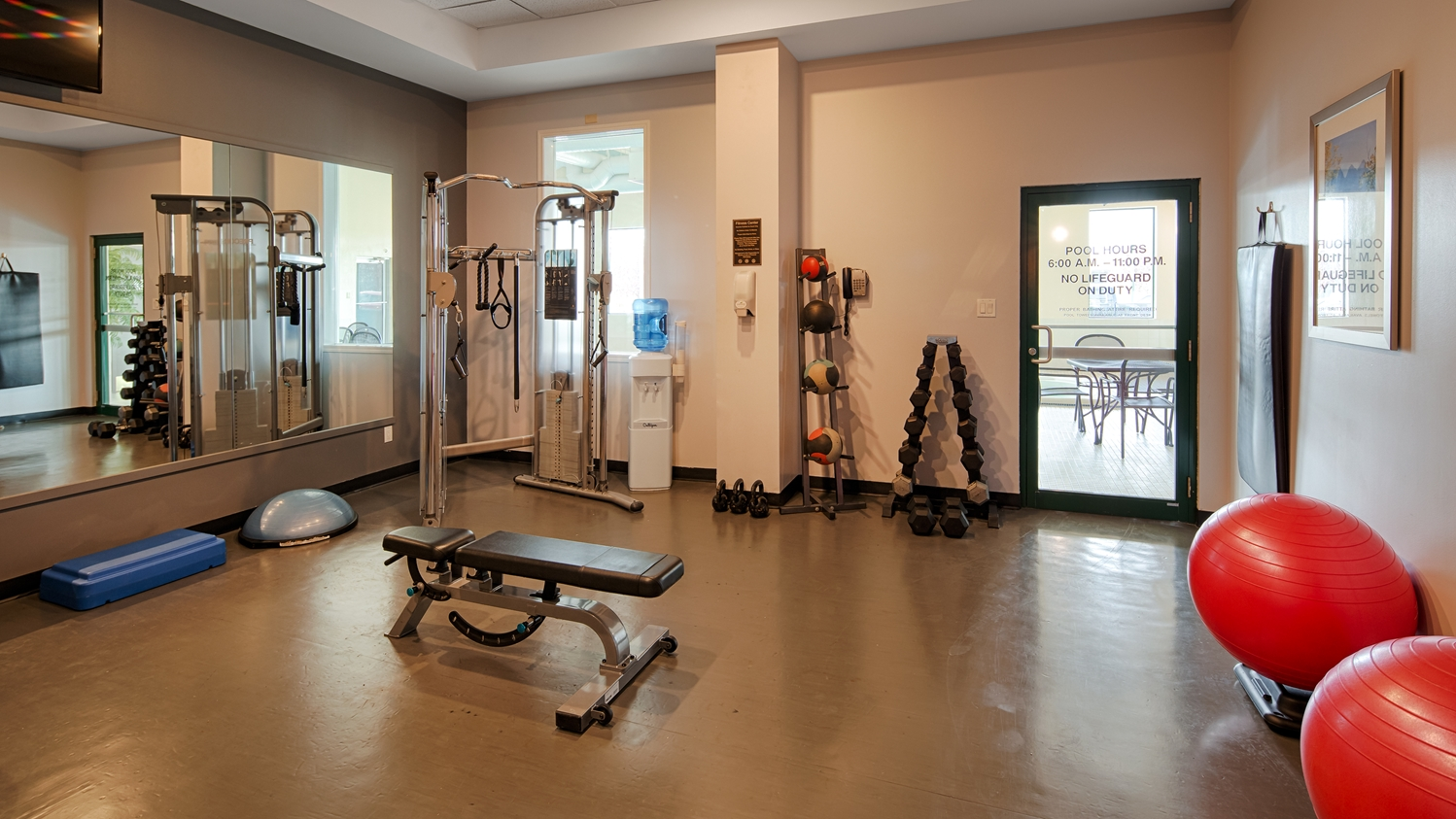 Fitness/ Exercise Room - Best Western Plus Airport Hotel Winnipeg