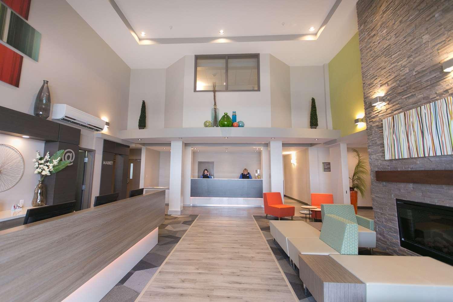 Lobby - Best Western Plus Dartmouth Hotel & Suites