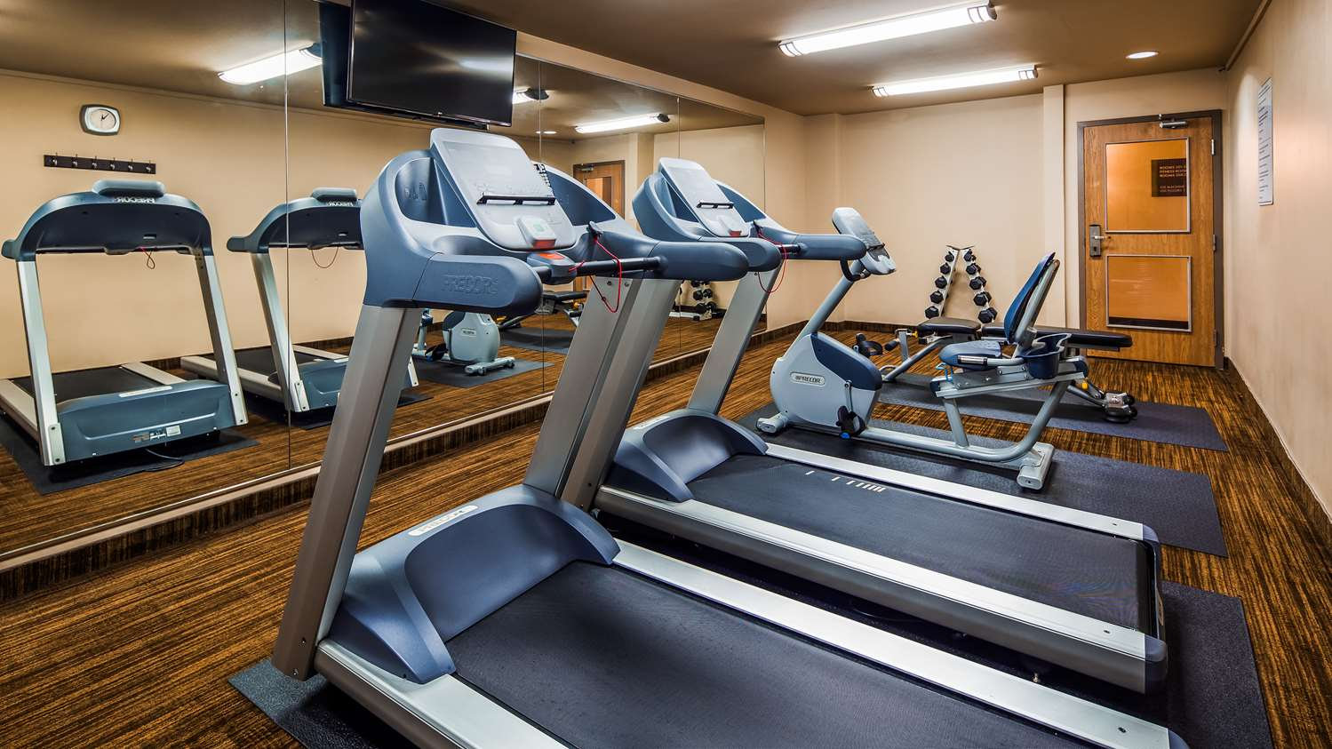 Fitness/ Exercise Room - Best Western Plus Dartmouth Hotel & Suites