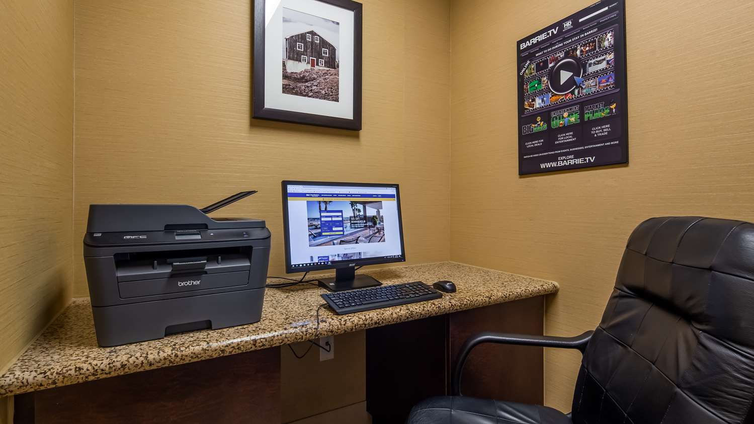 Conference Area - Best Western Plus Barrie Hotel