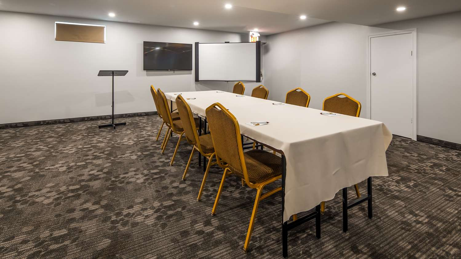 Meeting Facilities - Best Western Plus Barrie Hotel