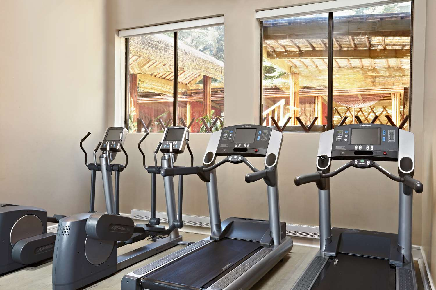 Fitness/ Exercise Room - Best Western Parkway Hotel Richmond Hill