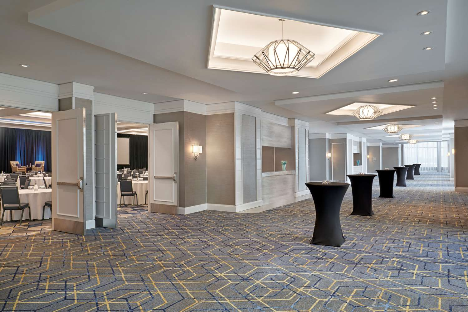 Ballroom - Best Western Parkway Hotel Richmond Hill