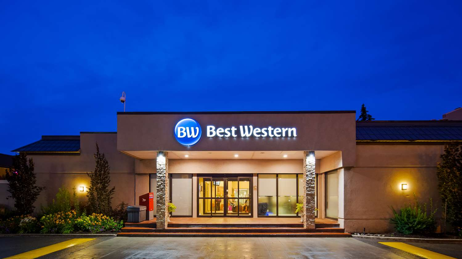Exterior view - Best Western Parkway Hotel Richmond Hill