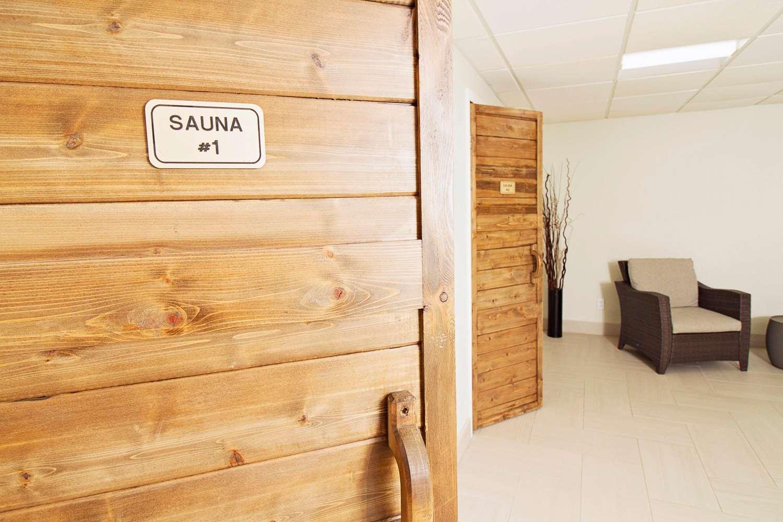 Spa - Best Western Swan Castle Inn Cochrane
