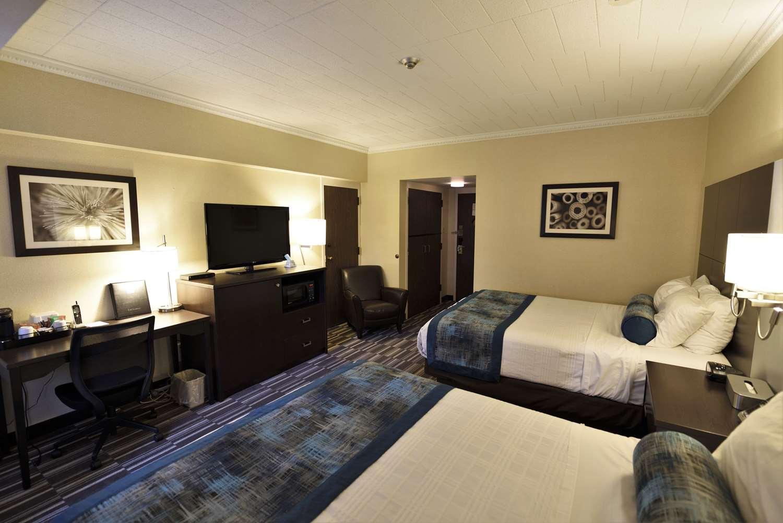 Room Best Western Hotel Downtown Sudbury
