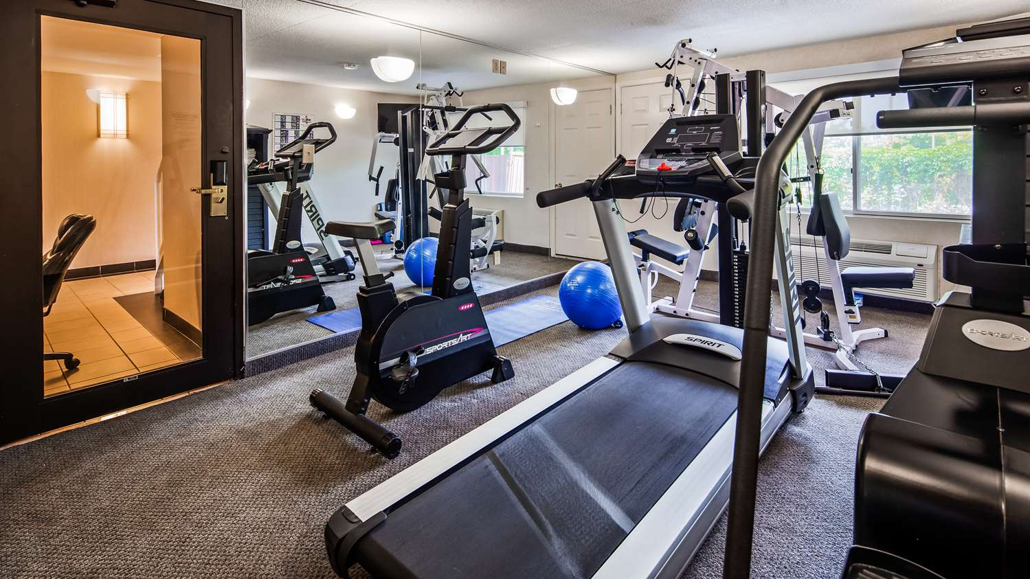 Fitness/ Exercise Room - Best Western Halton Hills Hotel Georgetown