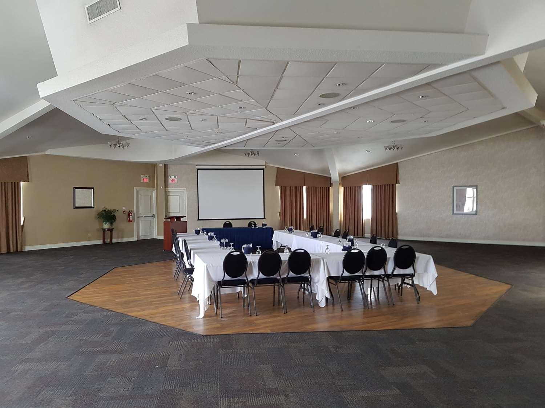 Ballroom - Best Western Plus Durham Hotel & Conf Ctr Oshawa