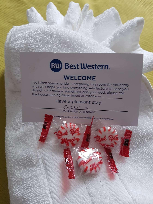 Amenities - Best Western Plus Durham Hotel & Conf Ctr Oshawa