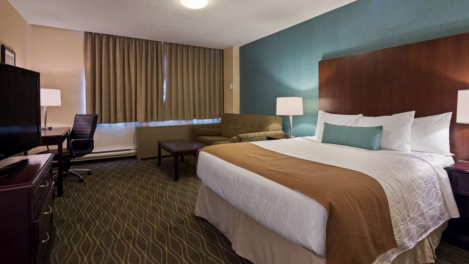 Room - Best Western Plus Durham Hotel & Conf Ctr Oshawa