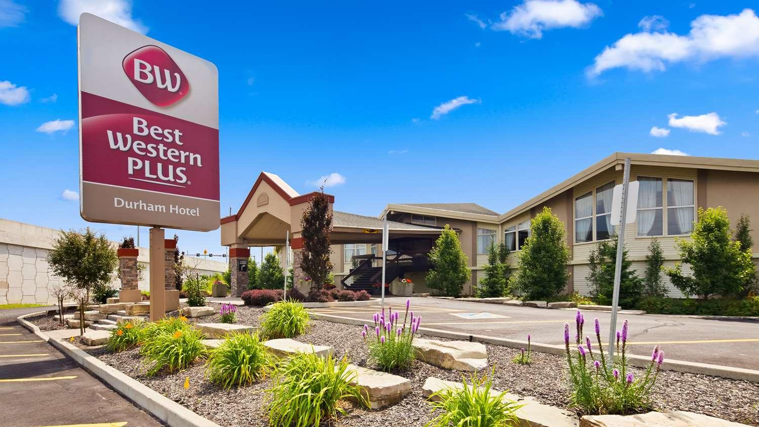Exterior view - Best Western Plus Durham Hotel & Conf Ctr Oshawa
