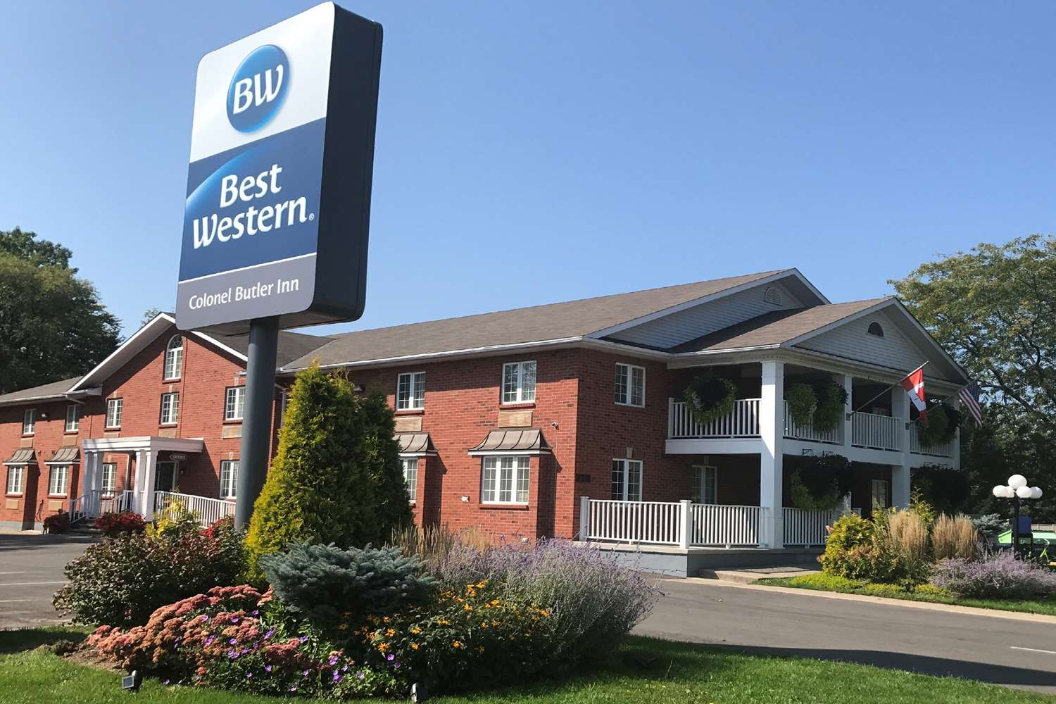 Exterior view - Best Western Colonel Butler Inn Niagara on the Lake