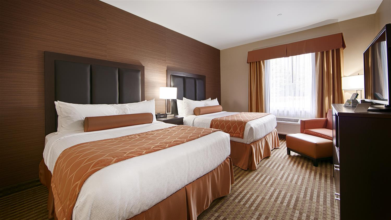 Room - Best Western Plus Fergus Hotel