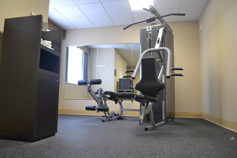 Fitness/ Exercise Room - Best Western Plus Fergus Hotel