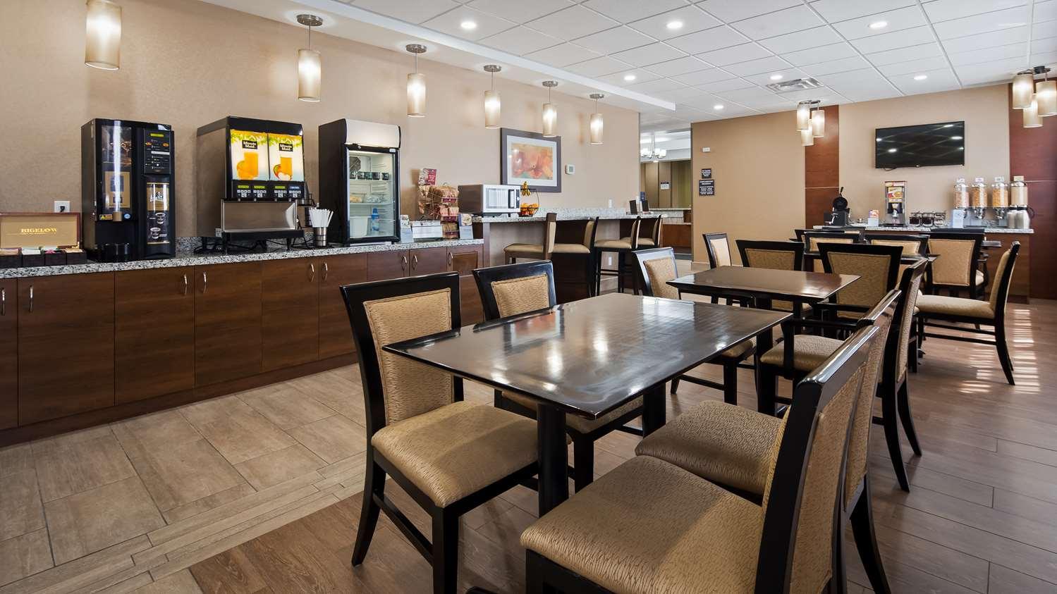 Restaurant - Best Western Plus Fergus Hotel