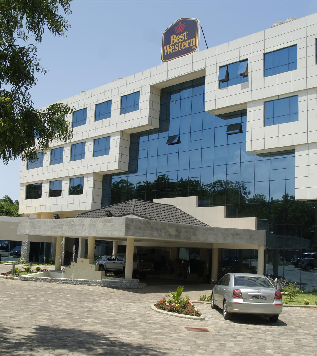 Bw Premier Accra Airport Hotel