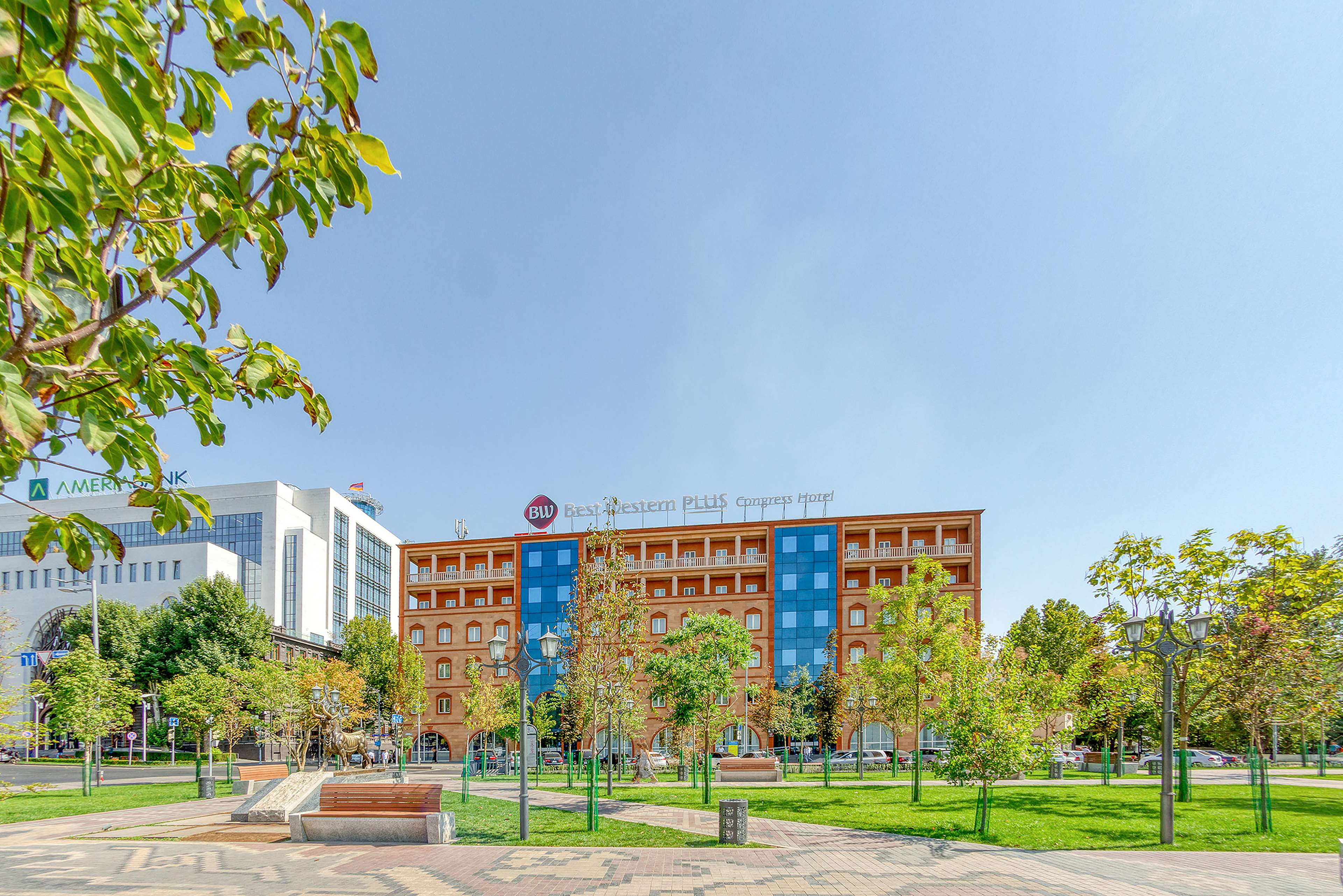 Best Western Plus Congress Hotel Yerevan Hotel Price Address Reviews