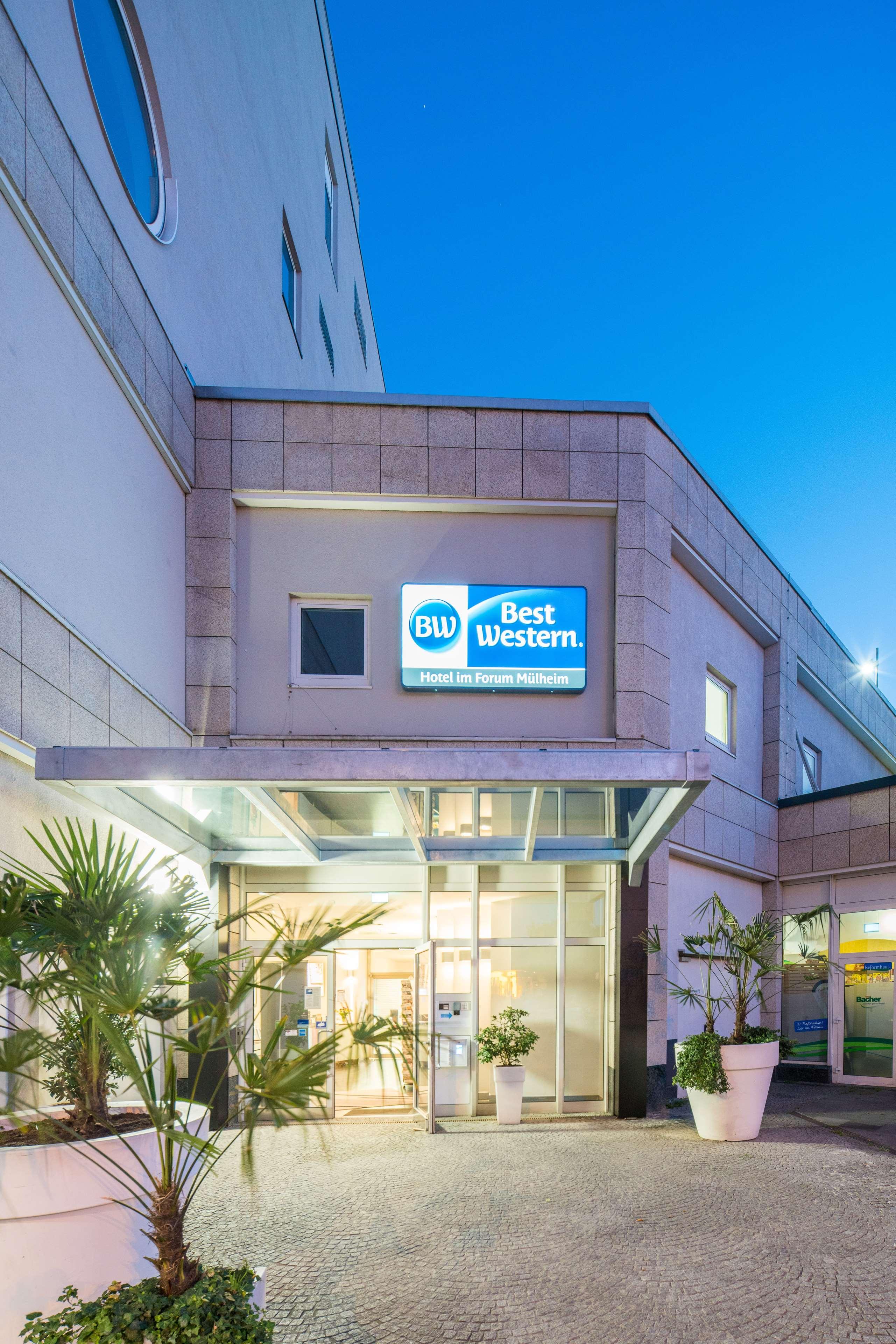 Best Western Hotel Im Forum Mulheim Mulheim An Der Ruhr Price Address Reviews