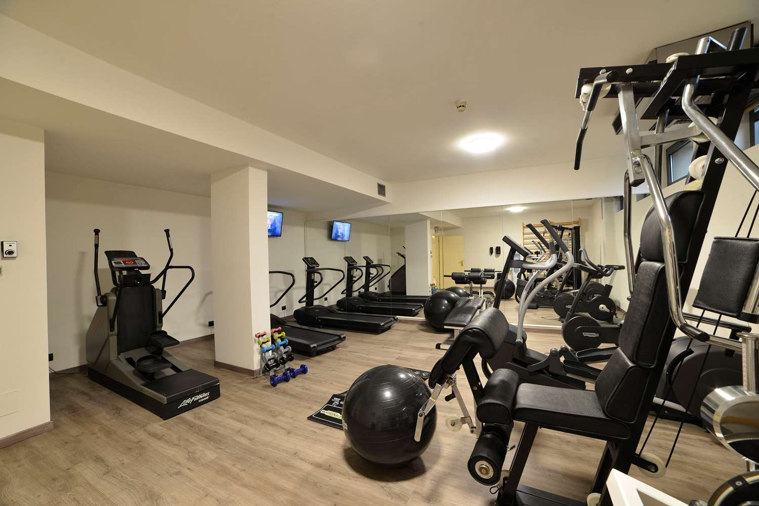 Health and Fitness : Fitness Center 250 of 390