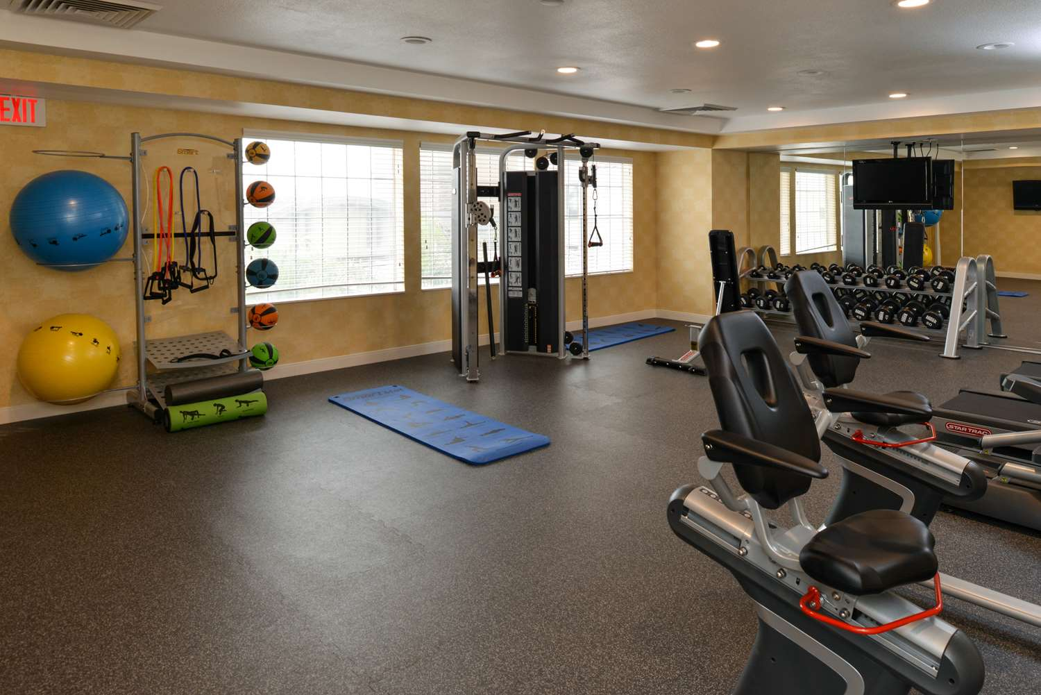 Fitness/ Exercise Room - Red Lion Inn & Suites Tempe