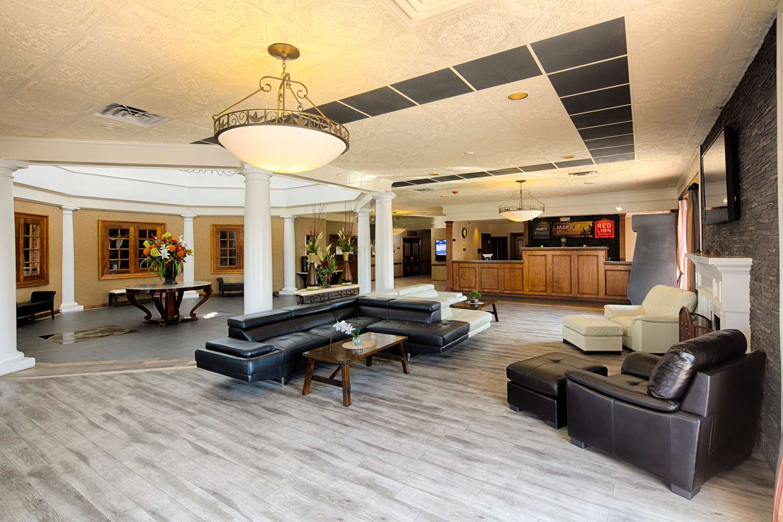 Lobby - Red Lion Hotel Pocatello