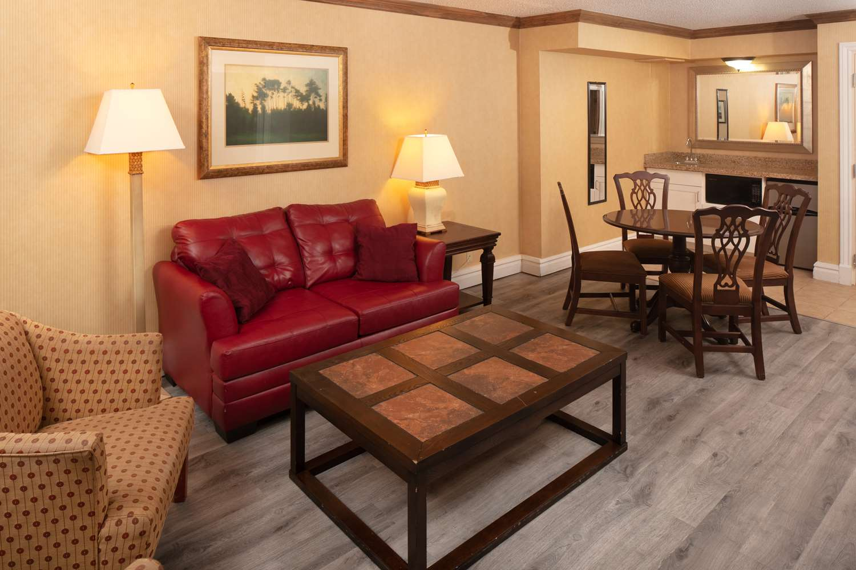 Suite - Red Lion Hotel Pocatello