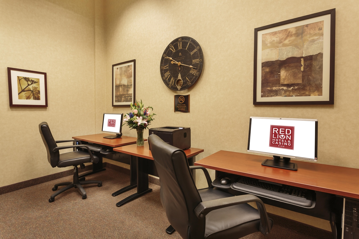 Conference Area - Red Lion Hotel & Casino Elko