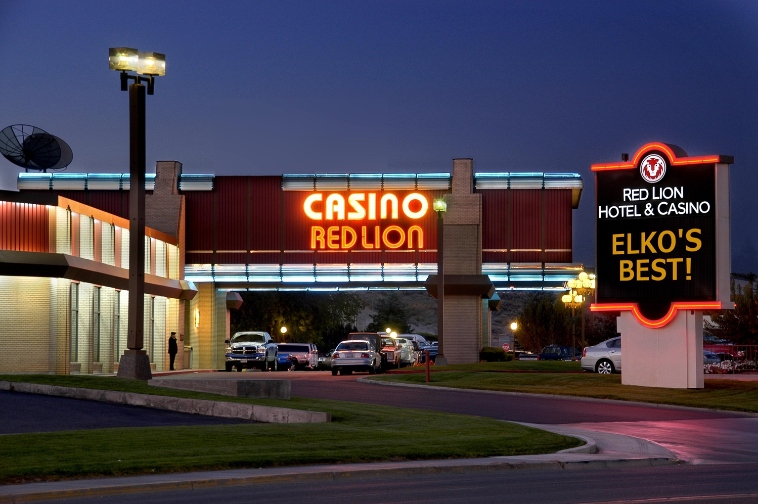 Exterior view - Red Lion Hotel & Casino Elko