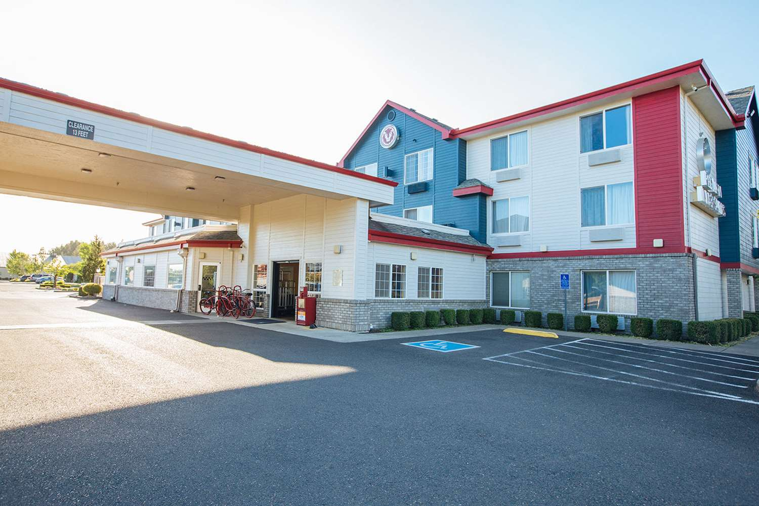 Red Lion Inn And Suites Mcminnville
