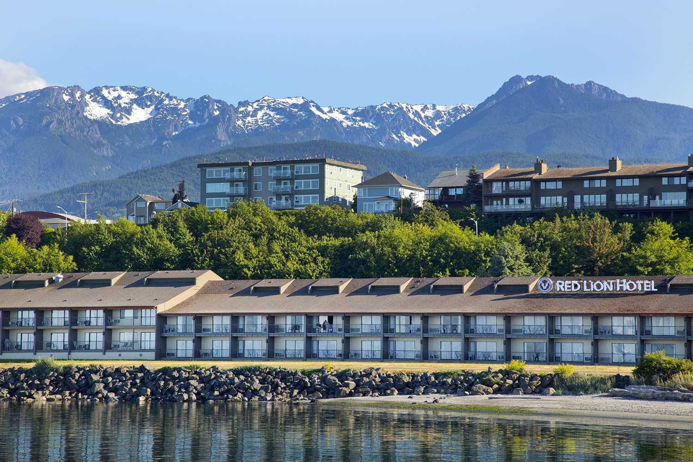 Hotels Port Angeles Wa Near Ferry