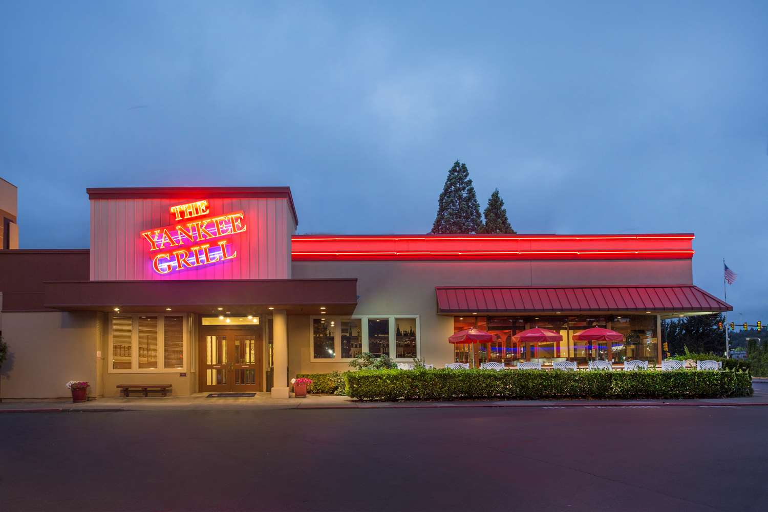 Restaurant - Red Lion Hotel Renton