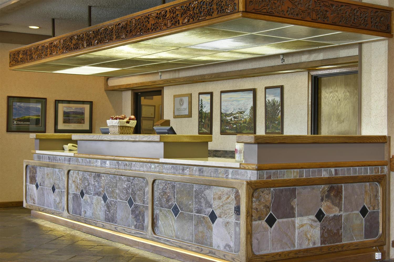 Lobby - Red Lion Hotel Wenatchee