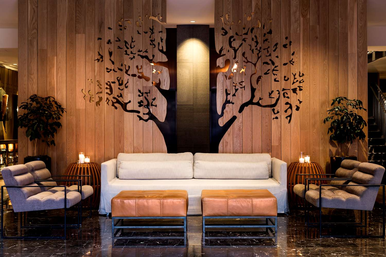Lobby - Andaz Hotel Napa