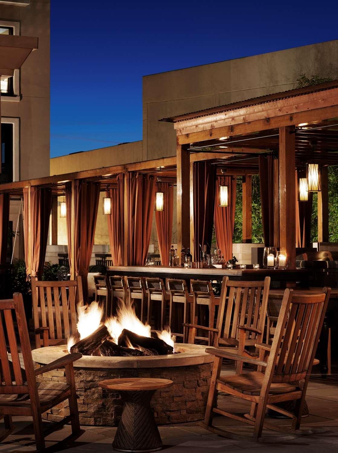Bar - Andaz Hotel Napa