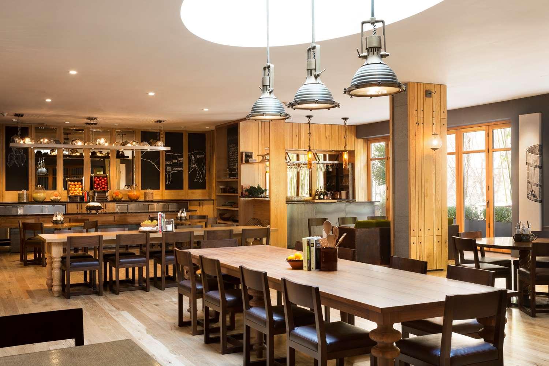 Restaurant - Andaz Hotel Napa