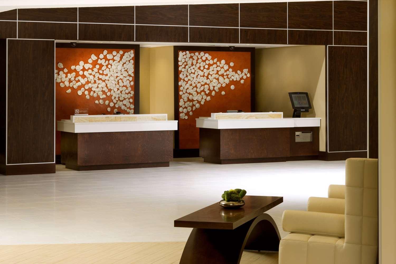 Lobby - Hyatt Regency Suites Marietta