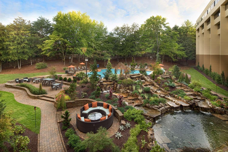 Pool - Hyatt Regency Suites Marietta