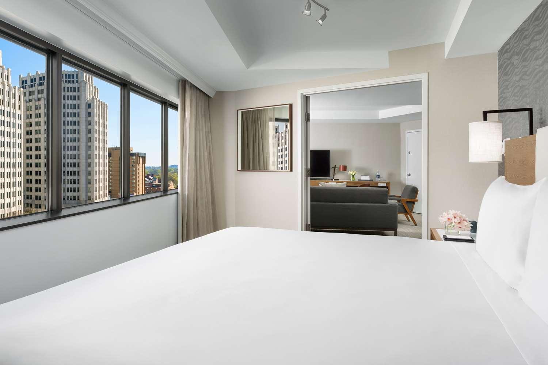 Suite - Hyatt Regency Hotel Bethesda