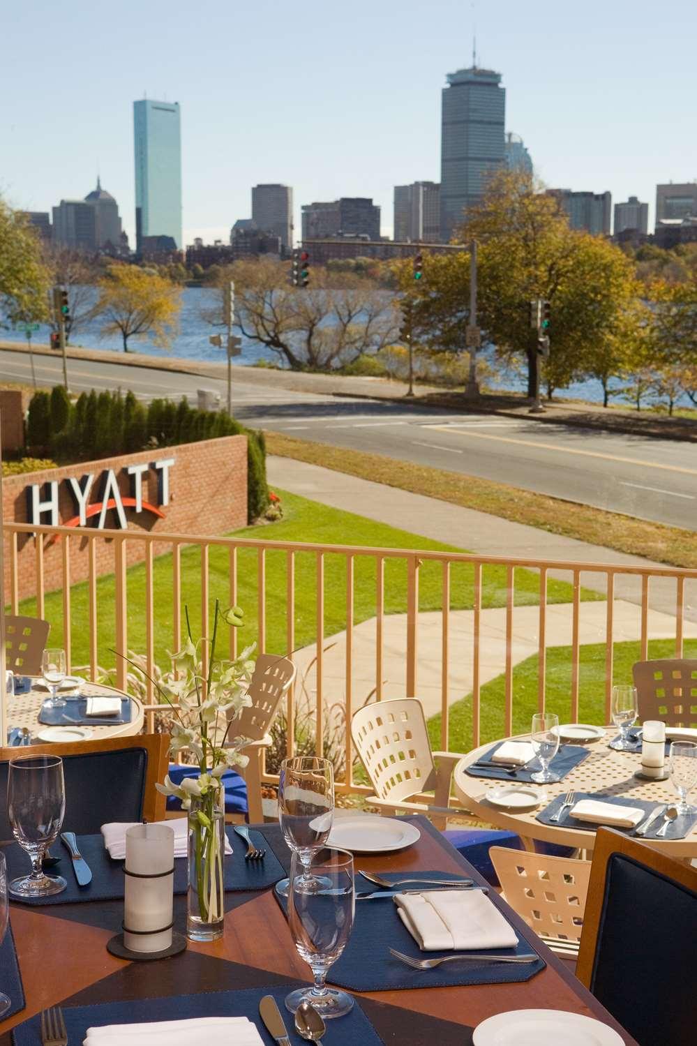 Restaurant - Hyatt Regency Hotel Cambridge